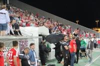 Schiedsrichter verlassen Stadion Essen gegen Rödinghausen