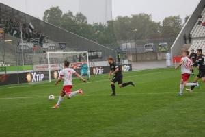 Spielfotos: RWE gegen Verl 29-09-2019