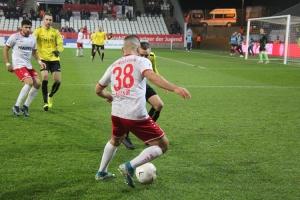 Spielfotos RWE gegen VfB Homberg 2019