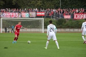 Spielfotos RWE in Mönchengladbach 03-10-2019