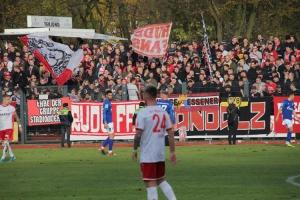 Spielfotos: Schalke U23 gegen RWE November 2019