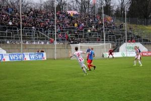 Spielszenen Essen in Wuppertal November 2018