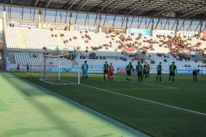 Spielszenen RWE gegen Rödinghausen 17-11-2018