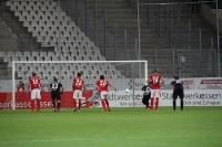 Spielszenen RWE gegen Rödinghausen 2016