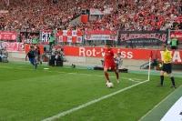 Spielszenen RWE gegen WSV Pokalfinale 2016