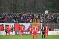 Spielszenen RWE in Oberhausen