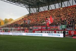 Stimmung RWE Fans gegen Aachen