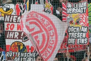 Support Essen Fans gegen Lotte