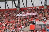 Support Essen Fans gegen WSV