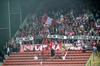 Ultras Essen Banner: Online Shop nur für Selbstabholer