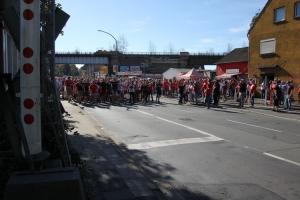 Ultras Essen Marsch Oktober 2018