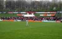 Viertelfinale Niederrheinpokal Homberg-RWE 4-April 2012