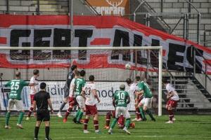 Shaibou Oubeyapwa RWO gegen RWE Niederrheinpokal Viertelfinale 12-05-2021 Spielszenen