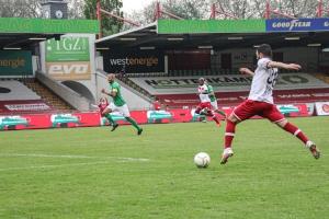 Oguzhan Kefkir RWO gegen RWE Niederrheinpokal Viertelfinale 12-05-2021 Spielszenen