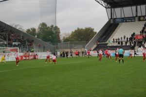 Oberhausen in Essen Spielszenen 28-10-2017