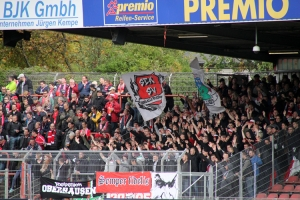 RWO Fans Ultras gegen KFC Uerdingen 08-10-2017
