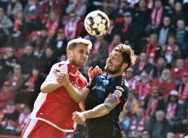 1. FC Union Berlin vs. SC Paderborn 07