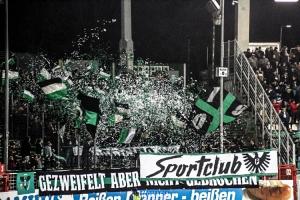 Die Ultras sind in Münster zurück