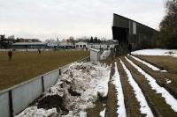 HSV Stadion an der Meldorfer Straße des Heider SV