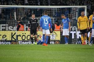 Dynamo Dresden in Bochum 26-09-2018 Spielszenen