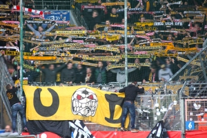Dynamo Dresden Support in Bochum September 2018