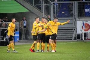 Fotos: Dresden in Duisburg 23.12.2018