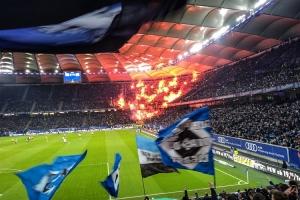 Hamburger SV vs. SG Dynamo Dresden