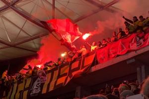 Hertha BSC vs. SG Dynamo Dresden