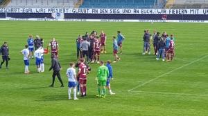 KFC Uerdingen 05 vs. SG Dynamo Dresden