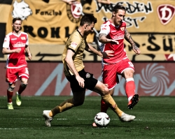 SG Dynamo Dresden vs. 1. FC Union Berlin