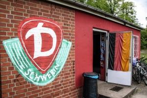 Vereinsheim der SG Dynamo Schwerin
