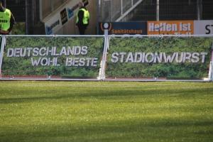Deutschlands beste Stadionwurst