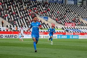 Timo Brauer Rot-Weiss Essen vs. Sportfreunde Lotte 27-05-2021 Spielszenen