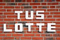 Sportfreunde Lotte waren einst die TuS Lotte