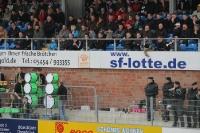 Sportfreunde Lotte - Preußen Münster in der SolarTechnics-Arena