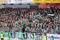 Fans & Ultras des SC Preußen Münster in Lotte