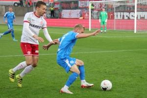 Spielfotos Sportfreunde Lotte in Essen November 2019