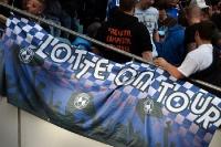 Sportfreunde Lotte bei RB Leipzig