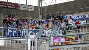 Sportfreunde Lotte beim 1. FC Magdeburg