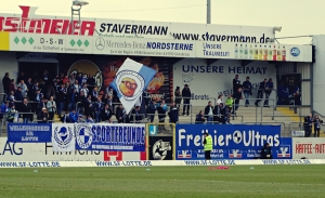 Sportfreunde Lotte vs. Chemnitzer FC
