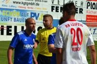 Sportfreunde Lotte vs. RB Leipzig