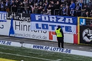 Sportfreunde Lotte vs. VfL Osnabrück
