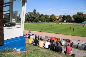 FC Strausberg vs. Sp.Vg. Blau-Weiß 90 Berlin