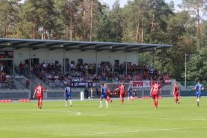 Ludwigsfelder FC vs. Sp.Vg. Blau Weiß 1890 Berlin