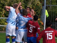 Sp. Vg. Blau-Weiss 90 Berlin vs. Türkiyemspor