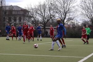 Sp.Vg. Blau-Weiß 1890 Berlin vs. Ludwigsfelder FC