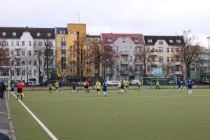 Sp.Vg. Blau-Weiß 1890 Berlin vs. Torgelower FC Greif