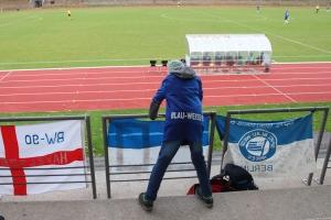 Sp.Vg. Blau-Weiß 90 Berlin vs. MSV Pampow
