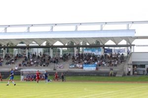 Sp.Vg. Blau-Weiß 90 Berlin vs. TSG Neustrelitz