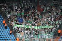 Greuther Fürth Banner Derbysieg